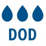 Крупносимвольная маркировка DOD иконка