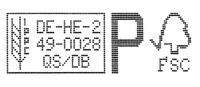 крупносимвольная каплеструйная маркировка REA JET DOD на 32 сопла