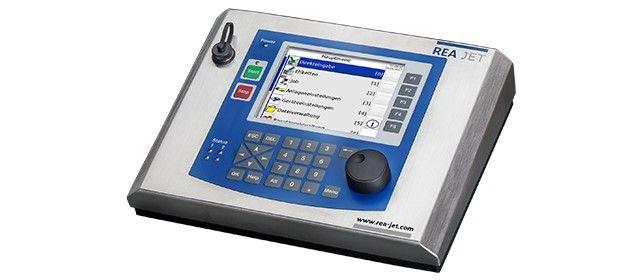 крупносимвольный принтер REA JET DOD 2.0 контроллер
