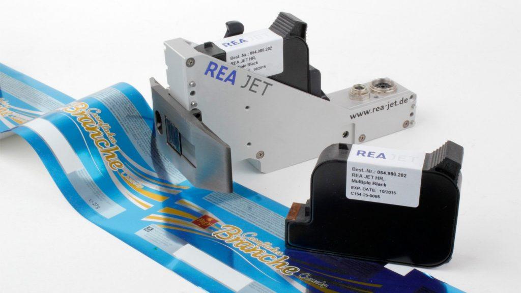 Маркировка в высоком разрешении REA JET HR