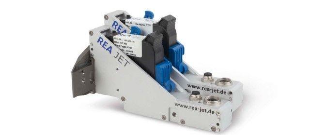 маркировка в высоком разрешении REA JET HR печатающая головка