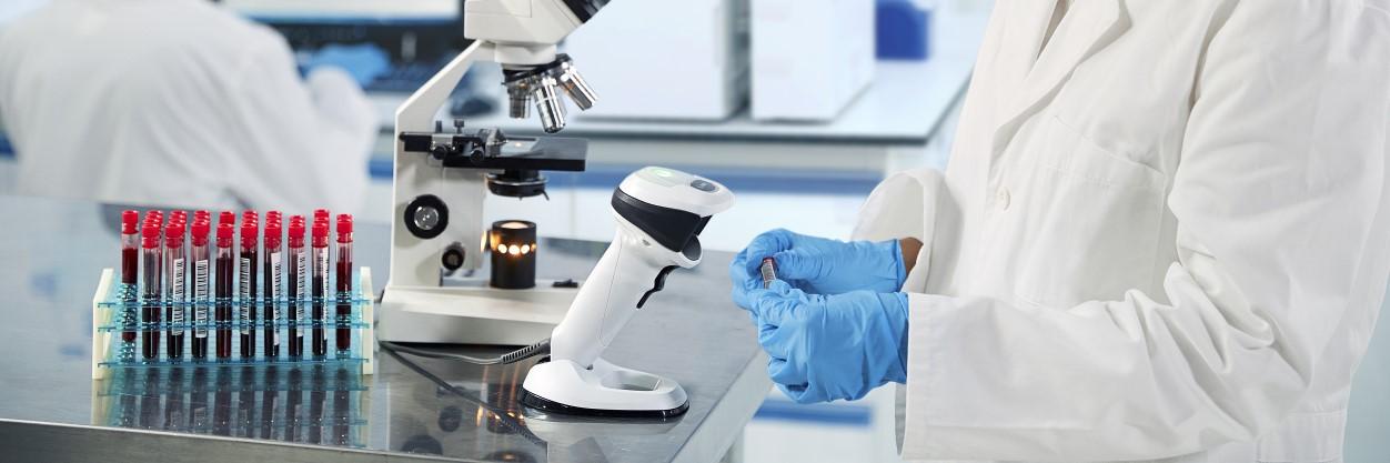 идентификация образцов, электронная карта пациента