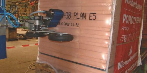 каплеструйная маркировка упаковочной пленки